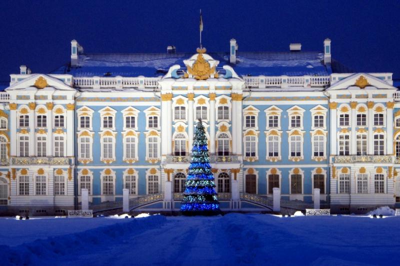 Дворцовая площадь на Новый 2019 год. новогодние мероприятия