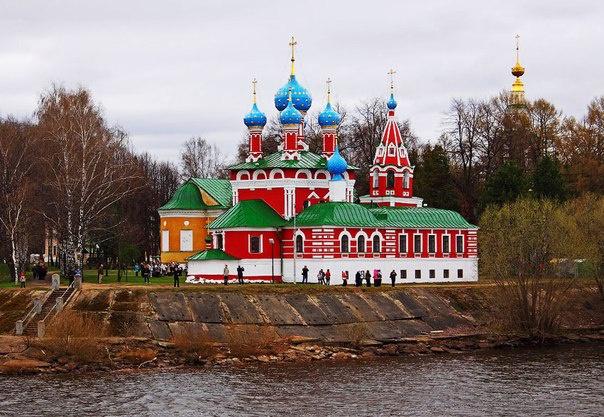 Туры по Золотому Кольцу из Санкт-Петербурга. Тур Золотое ...