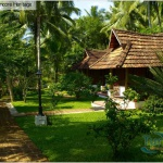 Курорт Travancore Heritage 5*