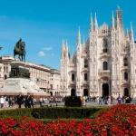 Европа A'LA CARTE: Милан + Рим (8дн/7нн)